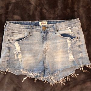 MUDD daisy duke shorts